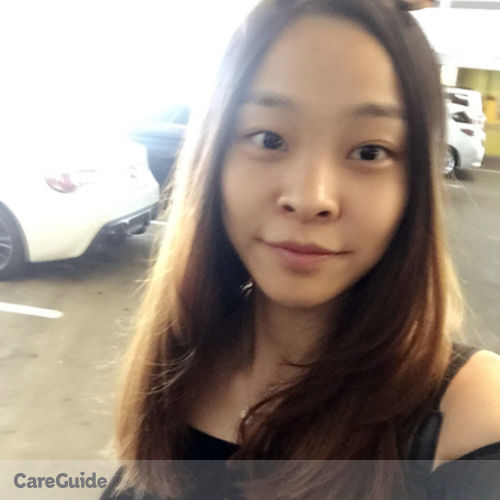 House Sitter Provider Eva Zheng's Profile Picture