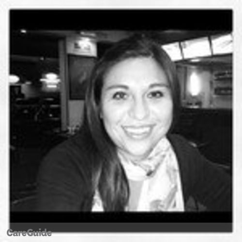 Canadian Nanny Provider Jaqueline 's Profile Picture