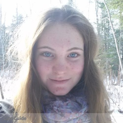 Canadian Nanny Provider Lacy-Maria Munday's Profile Picture