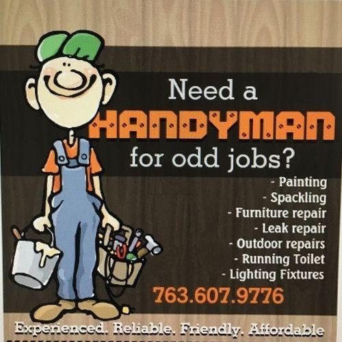 Handyman Provider Cassian R's Profile Picture