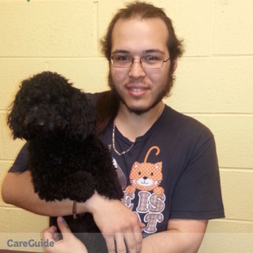 Pet Care Provider Christian Eyler's Profile Picture