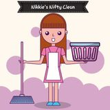 Nikkie's Nifty Cleaning Services. I will beat any price you get from any other cleaning company.