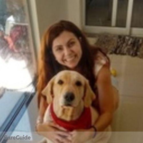 Pet Care Provider Andreia Vilas Boas's Profile Picture