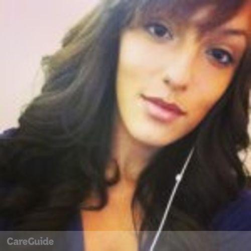 Canadian Nanny Provider Mykella Reid's Profile Picture