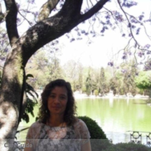 Canadian Nanny Provider Maria Eugenia V's Profile Picture