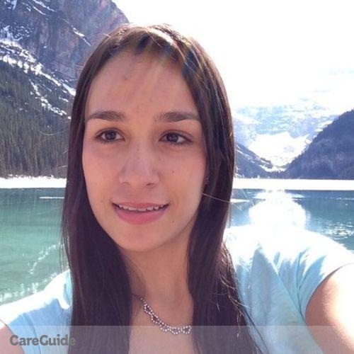 Canadian Nanny Provider Sara Barreto's Profile Picture