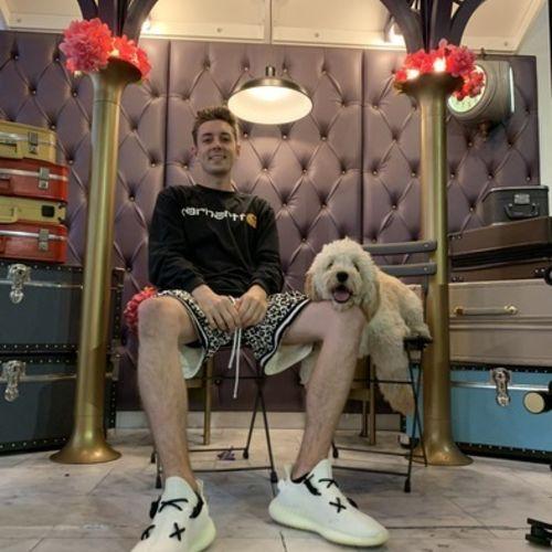 Pet Care Provider Gino D's Profile Picture