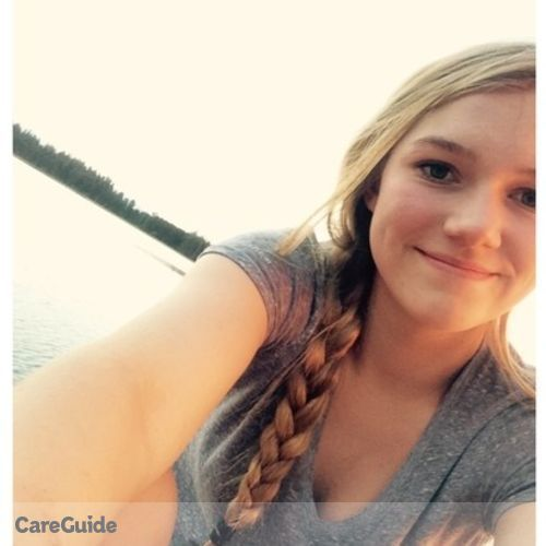 Canadian Nanny Provider Kara S's Profile Picture