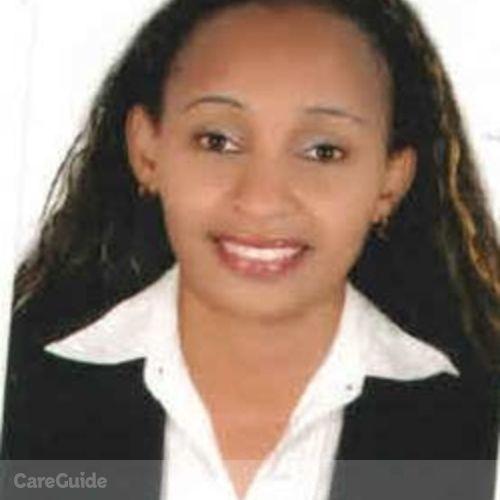 Canadian Nanny Provider Priscah M's Profile Picture