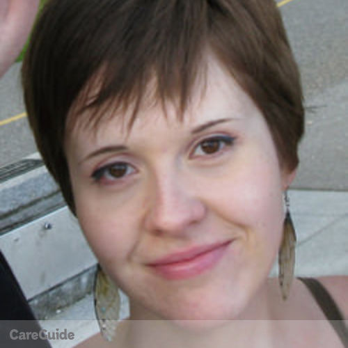 Canadian Nanny Provider Hannah Slaughter's Profile Picture