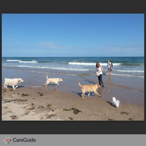 Pet Care Provider Zoe Dixon's Profile Picture