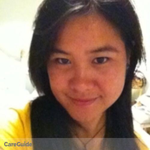 Canadian Nanny Provider Rosemarie Del rosario's Profile Picture