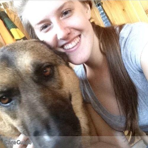 Pet Care Provider Sonja Sanford's Profile Picture