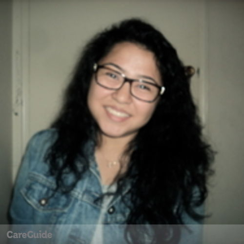 Canadian Nanny Provider Paola Michelle Carbajal Mendez's Profile Picture