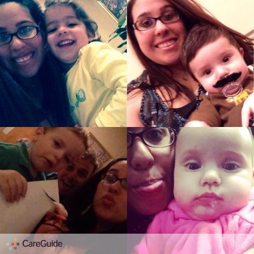 Child Care Provider Larissa L's Profile Picture