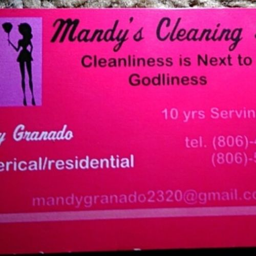 Housekeeper Provider Mandy G's Profile Picture