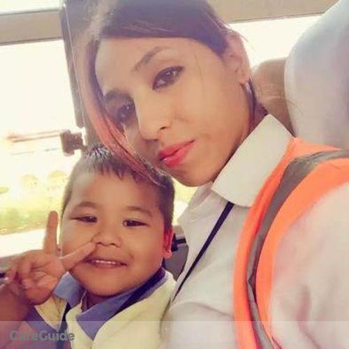 Canadian Nanny Provider Sabina Kumari Karki's Profile Picture