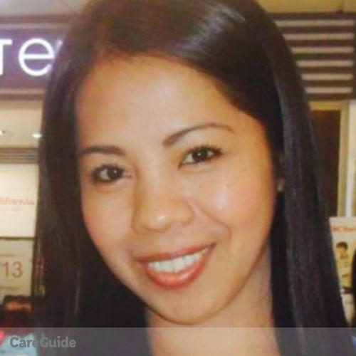 Canadian Nanny Provider Gazel Alvarez's Profile Picture