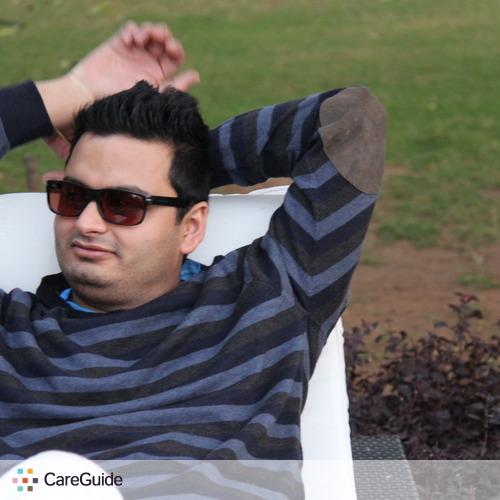 Tutor Provider Hitarth Panchal's Profile Picture