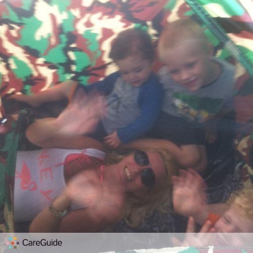 Child Care Provider Zoe Courtney's Profile Picture