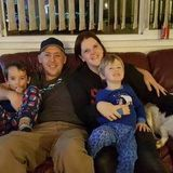 Family in Saanich