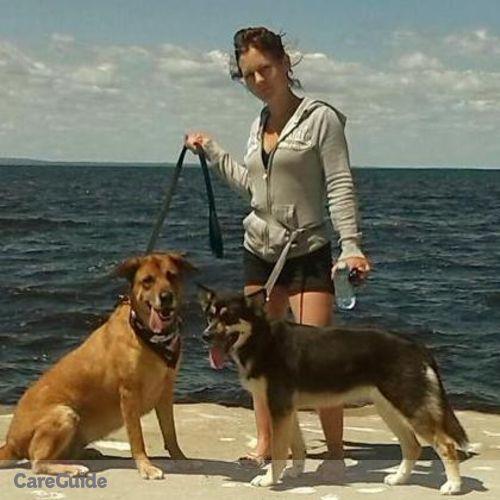 Canadian Nanny Provider Candice Jensen's Profile Picture