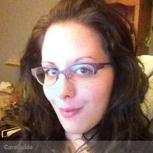 Canadian Nanny Provider Jessica Varnes's Profile Picture