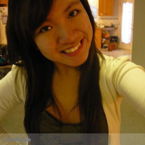 Canadian Nanny Provider Vicky Le's Profile Picture