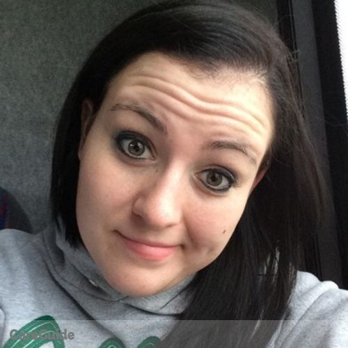 Canadian Nanny Provider Sydnee Ferguson's Profile Picture