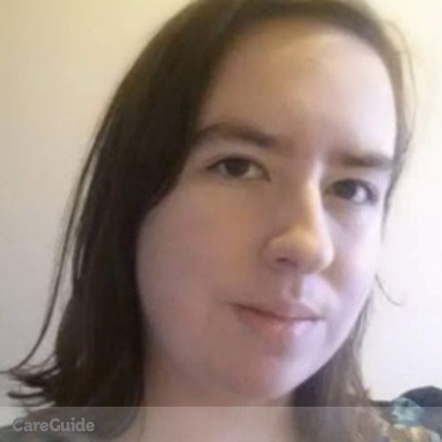 Canadian Nanny Provider Emma Laing's Profile Picture