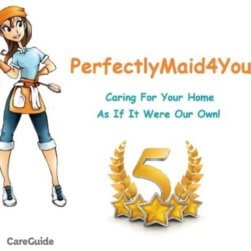 Housekeeper Job PerfectlyMaid4You R's Profile Picture