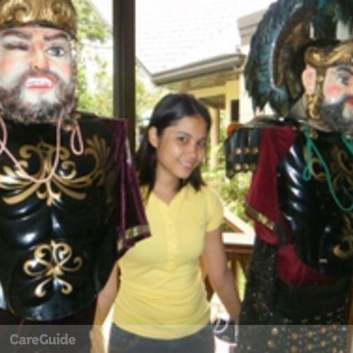 Canadian Nanny Provider Loida Gumapac's Profile Picture