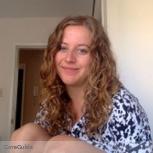 Canadian Nanny Provider Julia M's Profile Picture