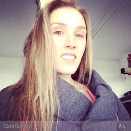 Canadian Nanny Provider Jordan S's Profile Picture