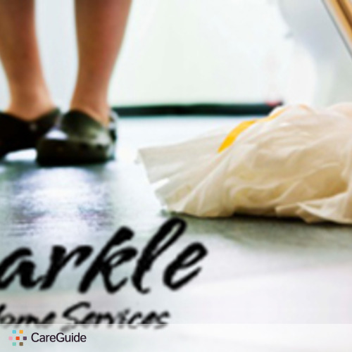 Housekeeper Provider Sparkling Cleaning Service's Profile Picture