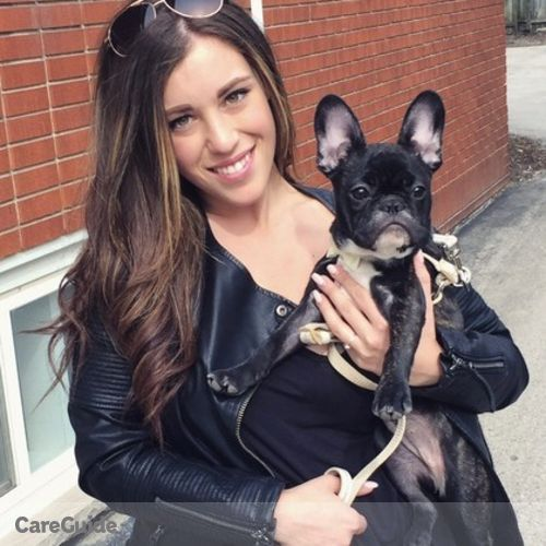 Pet Care Provider Laura Andricciola's Profile Picture