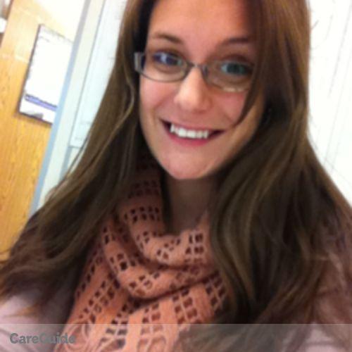 Canadian Nanny Provider Danielle Marsh's Profile Picture