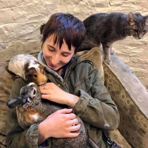 Pet Care Provider Sydney W's Profile Picture