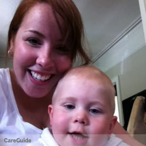 Canadian Nanny Provider Emily MacLeod's Profile Picture