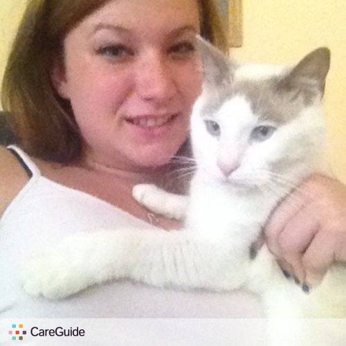 Pet Care Provider Jasmin Miller's Profile Picture