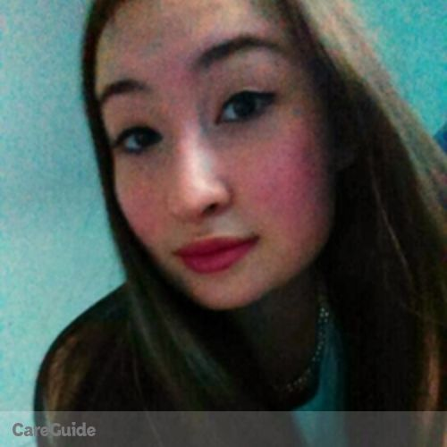 Canadian Nanny Provider Rachael Chung's Profile Picture