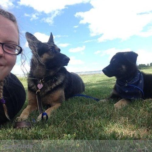 Pet Care Provider Siera E's Profile Picture