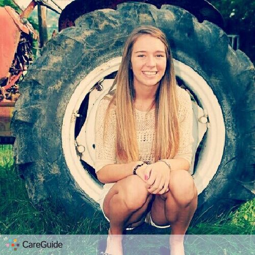 Child Care Provider Kirsten Squatriglia's Profile Picture