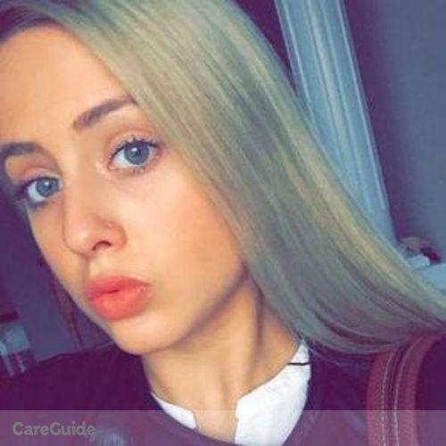 Canadian Nanny Provider Mikayla C's Profile Picture