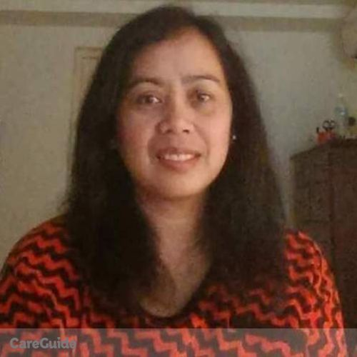 Canadian Nanny Provider Rica Yap's Profile Picture