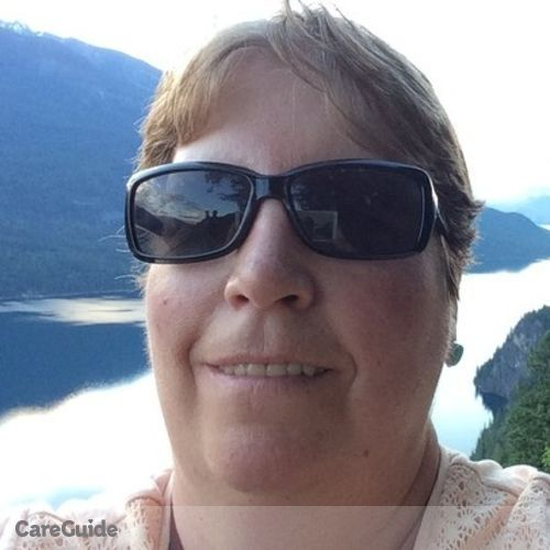 Canadian Nanny Provider Katherine Sutherland's Profile Picture