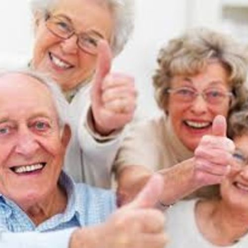 Elder Care Job Seniors Helping Seniors Gallery Image 1