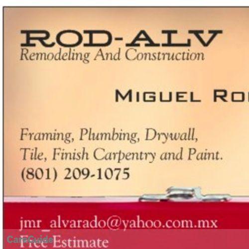 Handyman Provider Miguel Rodríguez's Profile Picture