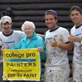 Painter in Pullman