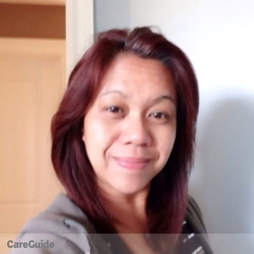 Canadian Nanny Provider Jeanifer Paguirigan's Profile Picture